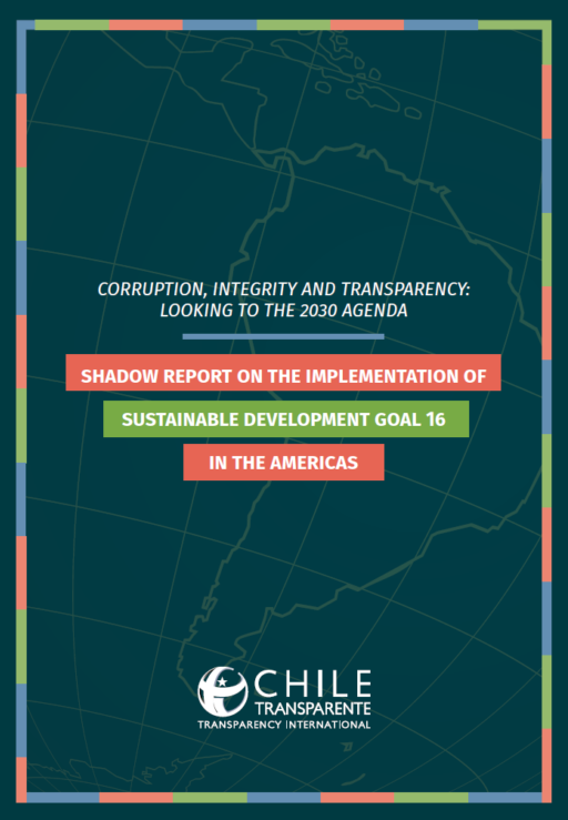 Shadow report on the implementation of Sustainable Development Goal 16 in the Americas